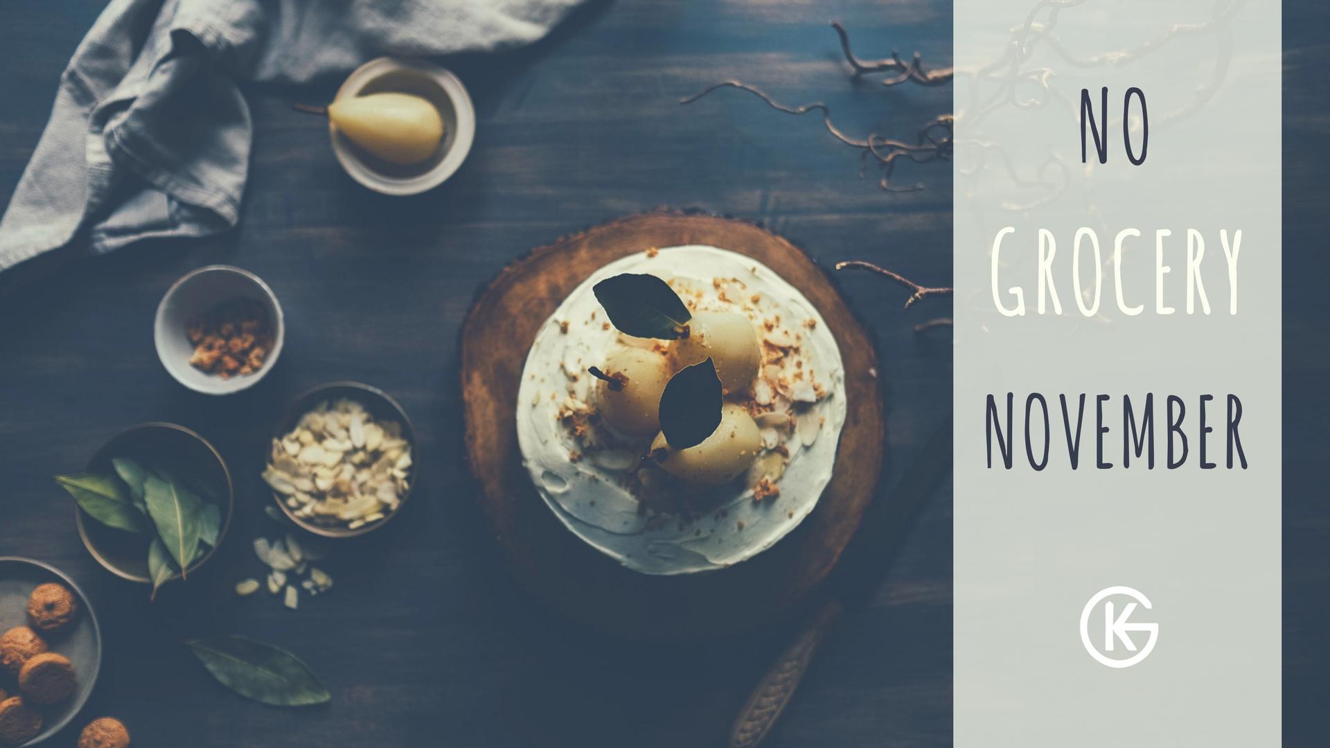 No Grocery November