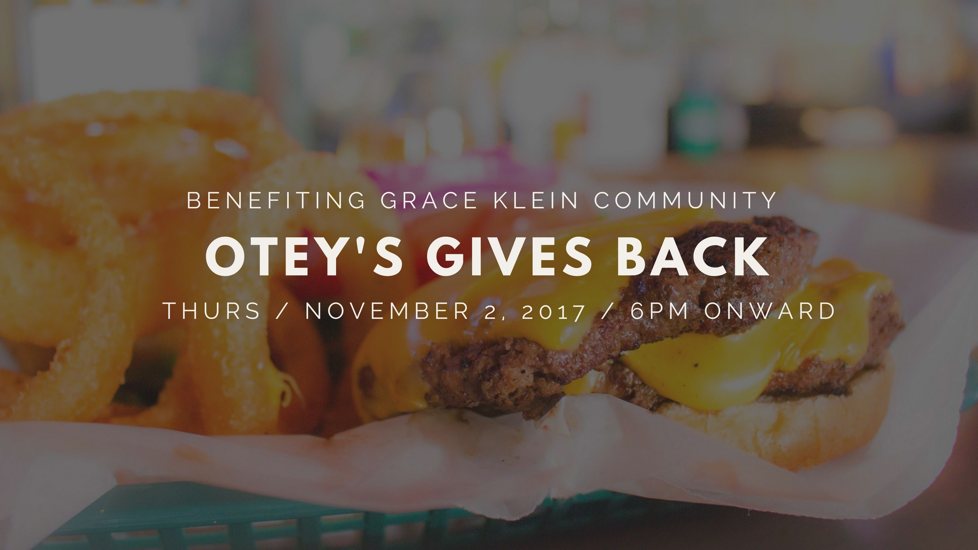Otey's Gives Back
