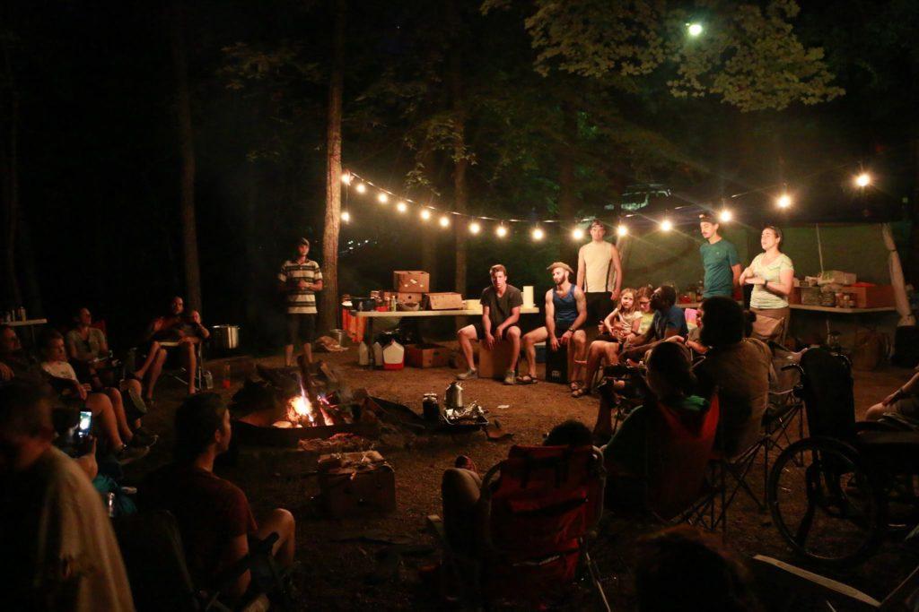 Camping Week 2018