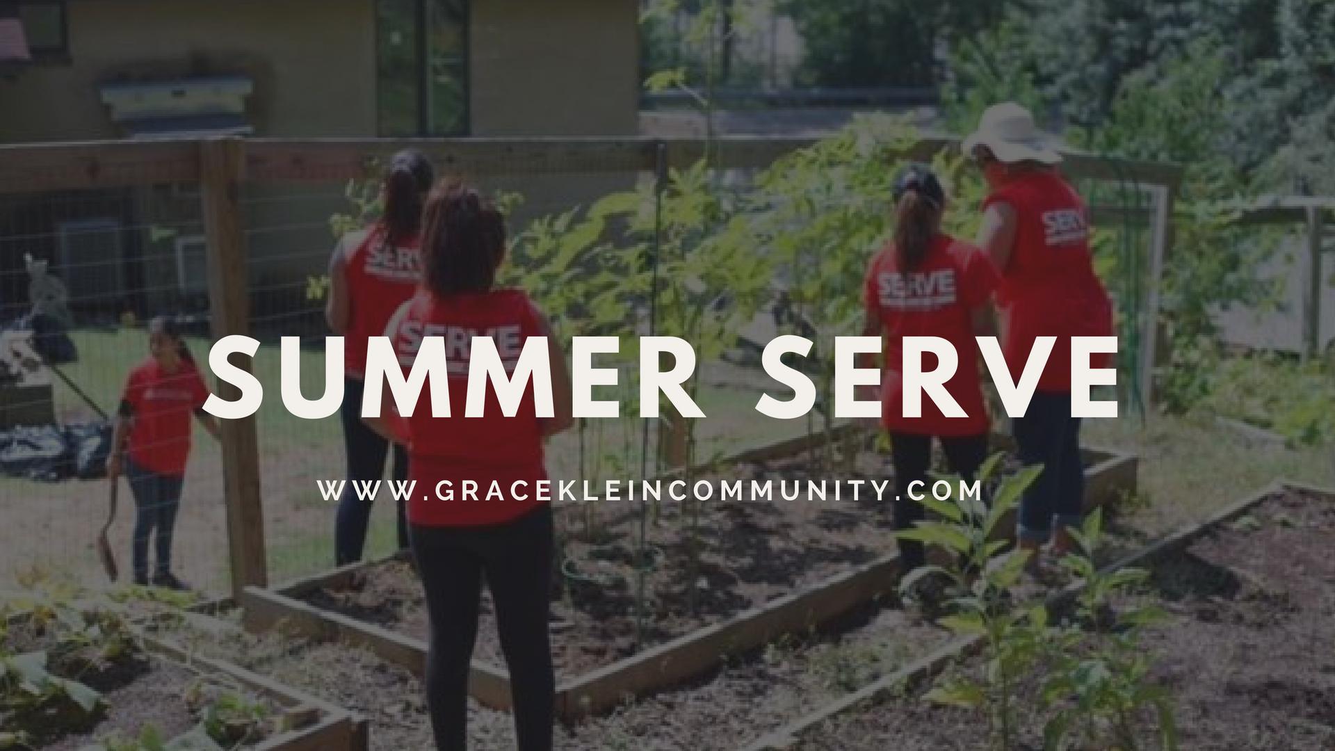 Summer Serve