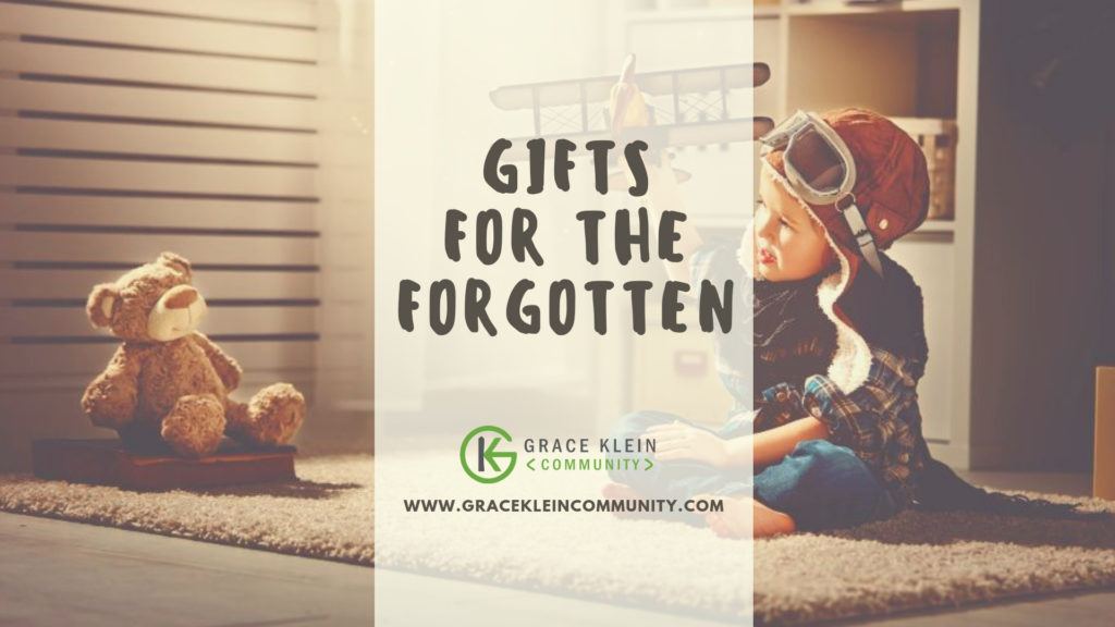 Gifts for the Forgotten