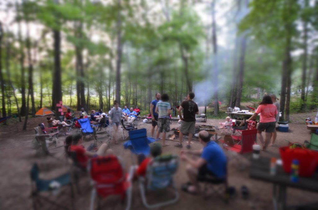 Camping Week 2020