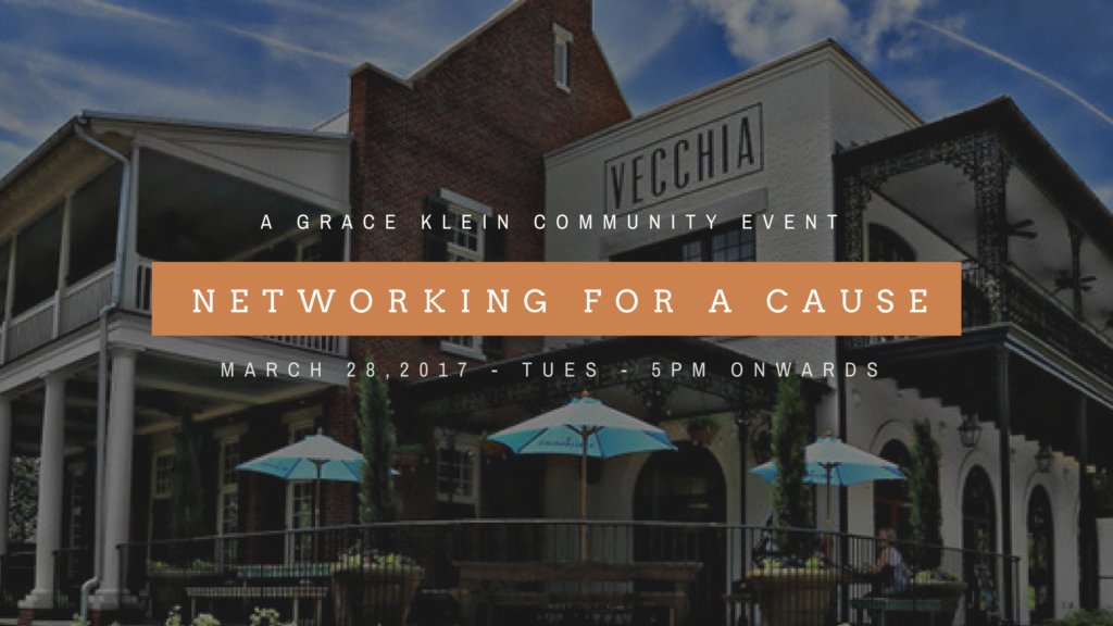 Networking for a Cause – March 28, 2017 – Vecchia