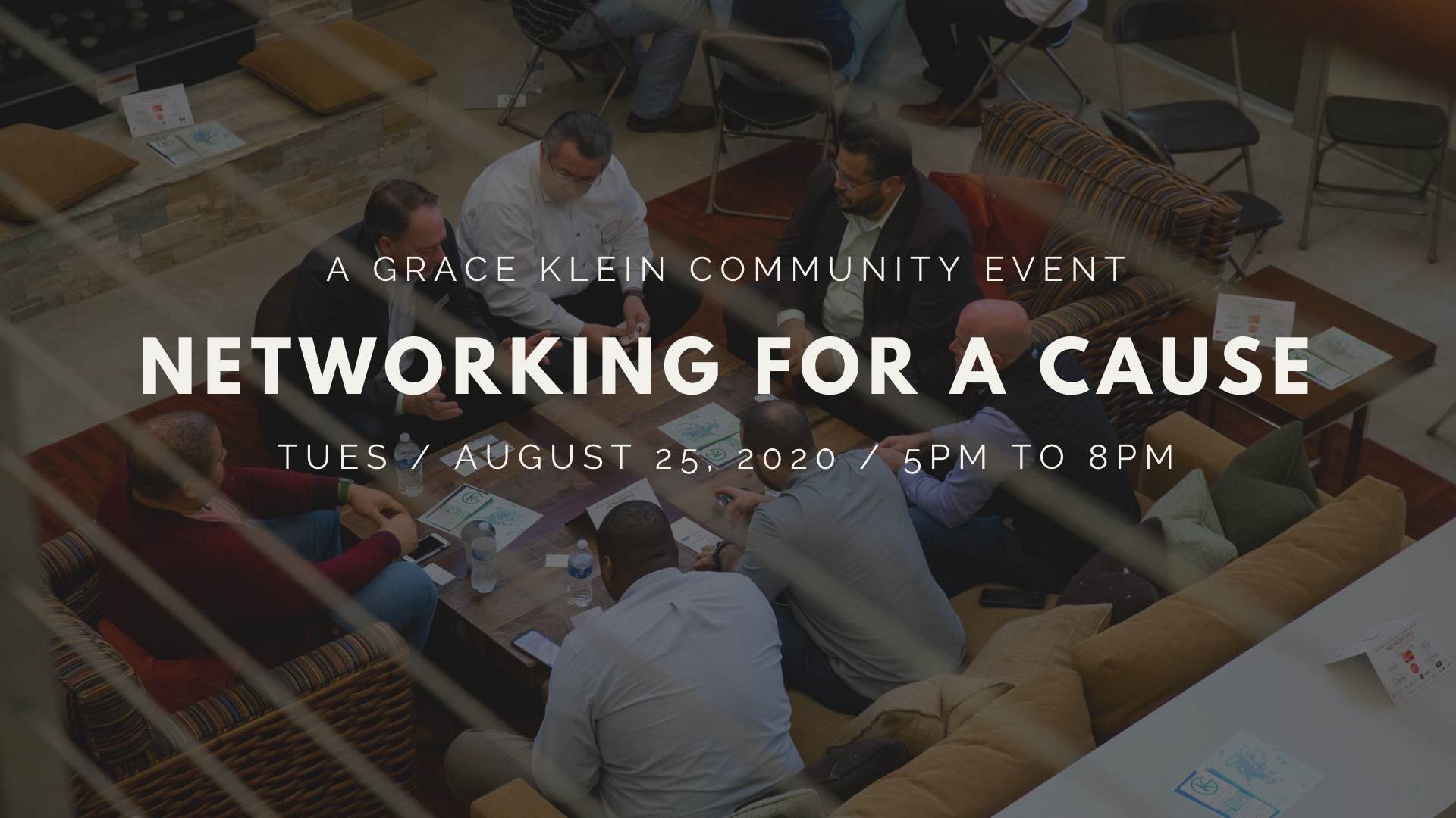Networking for a Cause